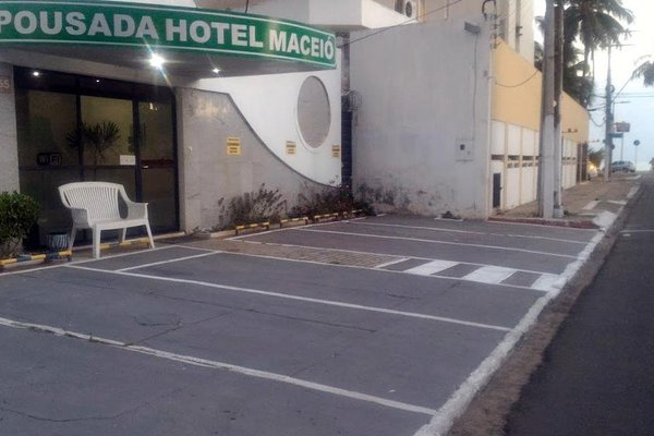 Pousada Hotel Maceio - фото 20