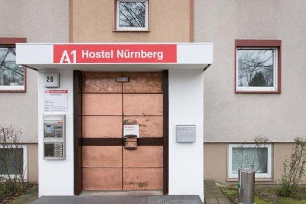 Хостел «A1 Nürnberg» - фото 20