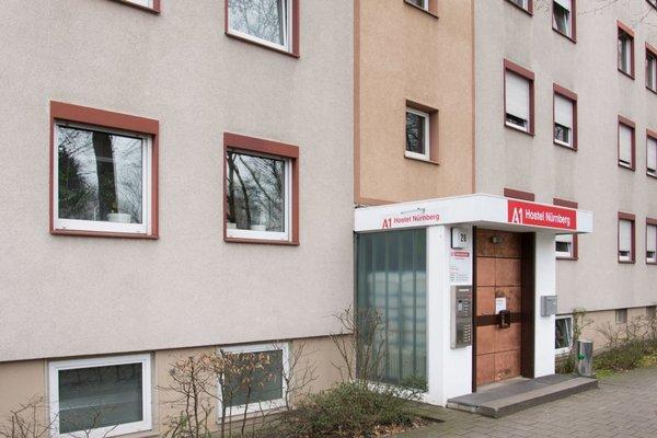 Хостел «A1 Nürnberg» - фото 22