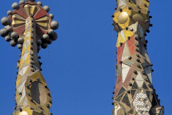 Luxury Apartment Sagrada Familia - фото 30