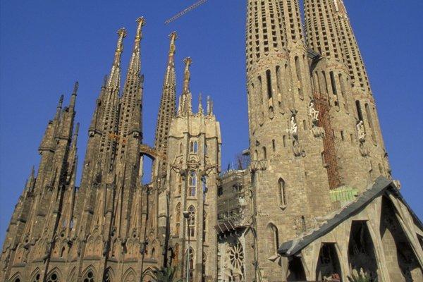 Luxury Apartment Sagrada Familia - фото 35
