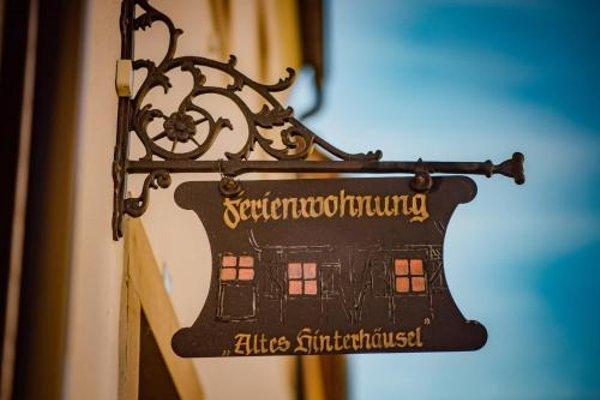 Altes Hinterhausel - фото 16