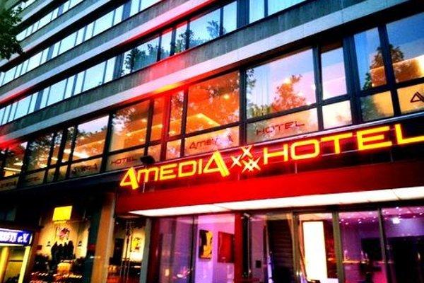 Best Western Plus Amedia Berlin Kurfurstendamm - фото 21