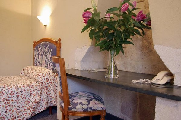 LOGIS HOTEL L??ARCEAU - фото 7