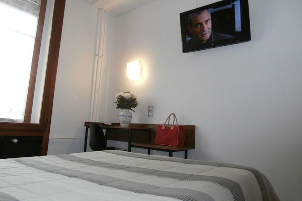 Hotel Bristol Metz Centre Gare - фото 50