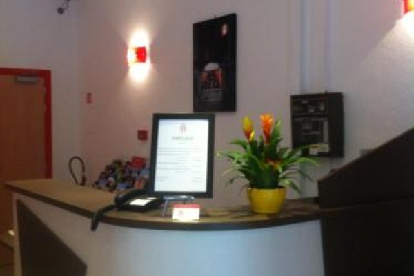 Hotel Bristol Metz Centre Gare - фото 17
