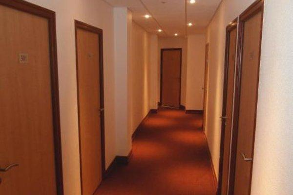 Hotel Bristol Metz Centre Gare - фото 19