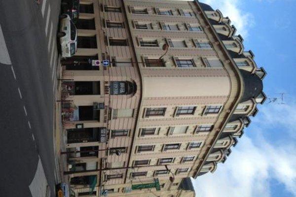 Hotel Bristol Metz Centre Gare - фото 23