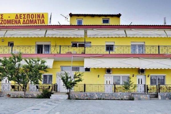 Studios Kostas & Despina - фото 23