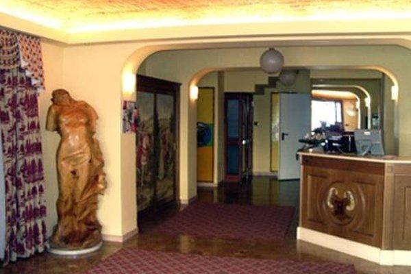 Hotel Monte Rosa - фото 19