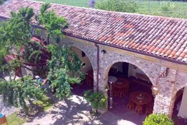 Agriturismo Corte Marzago - фото 21