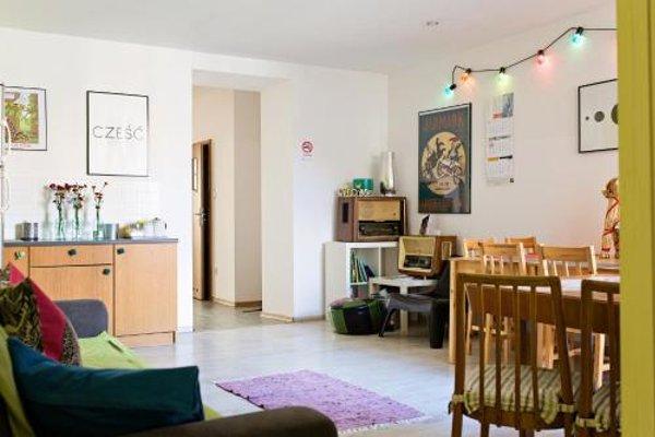 Folk Hostel - фото 9