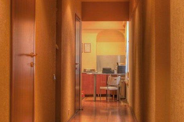 Отель Аве Цезарь на Стремянной - фото 12