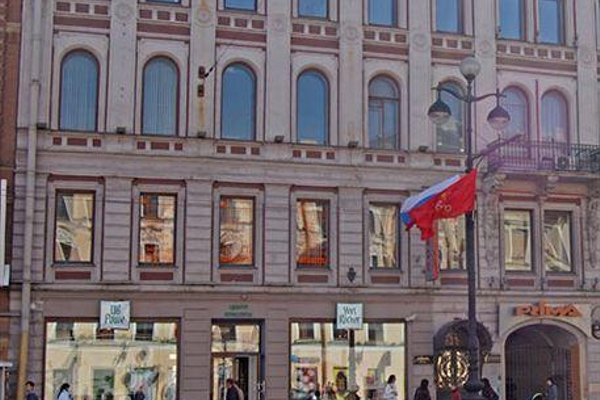 Отель Аве Цезарь на Стремянной - фото 15