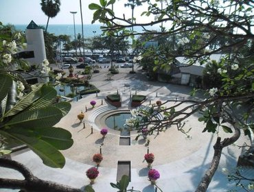 Апартаменты Jomtien Plaza Condotel Apartments Alex Group