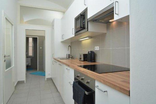 Mivos Prague Apartments Vltava - фото 12