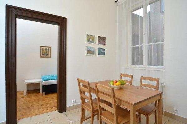 Mivos Prague Apartments Vltava - фото 13
