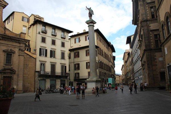 Appartamento Tornabuoni - фото 12
