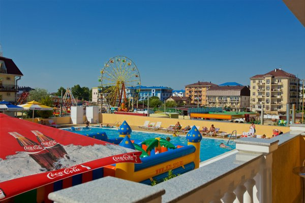 Отель Имера - фото 18