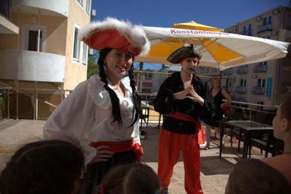 Отель Константинополь - фото 20