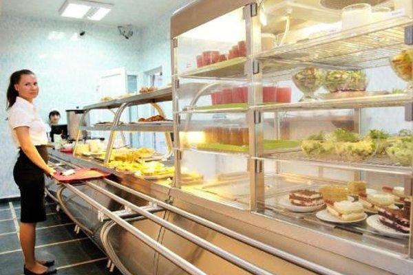 Отель Константинополь - фото 6