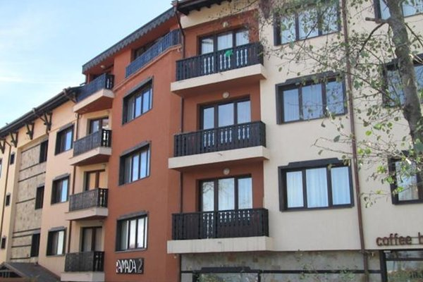 Ramada 2 Alexander Services Apartments - фото 34