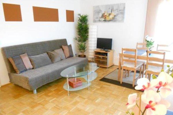 Apartments Hofgarten - фото 28