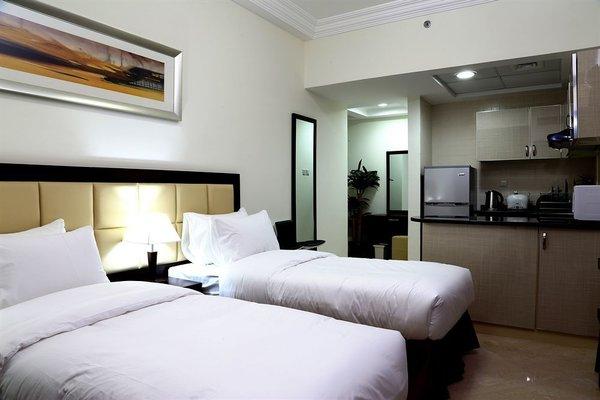 Splendor Hotel Apartments Al Barsha - фото 24