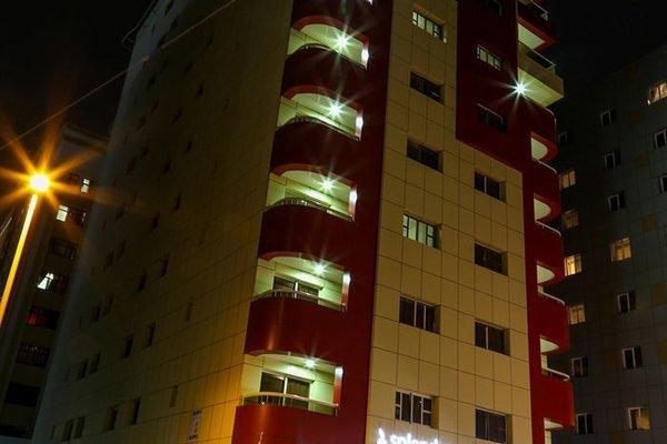 Splendor Hotel Apartments Al Barsha - фото 21