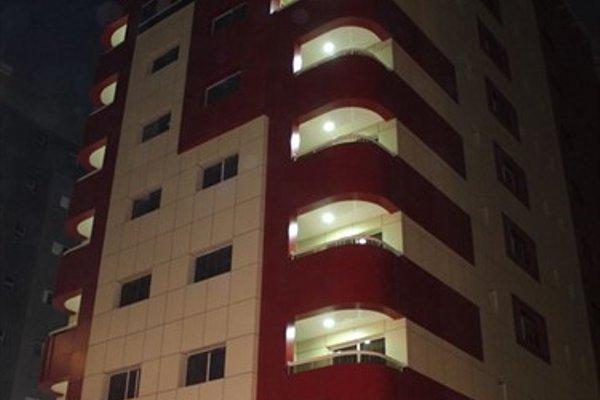 Splendor Hotel Apartments Al Barsha - фото 22