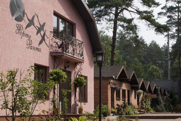 Мини-отель Forto Ranta - фото 9