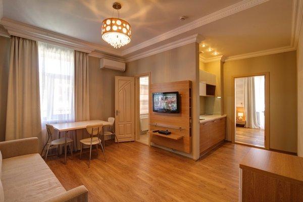 Отель Каштановый Особняк - фото 15