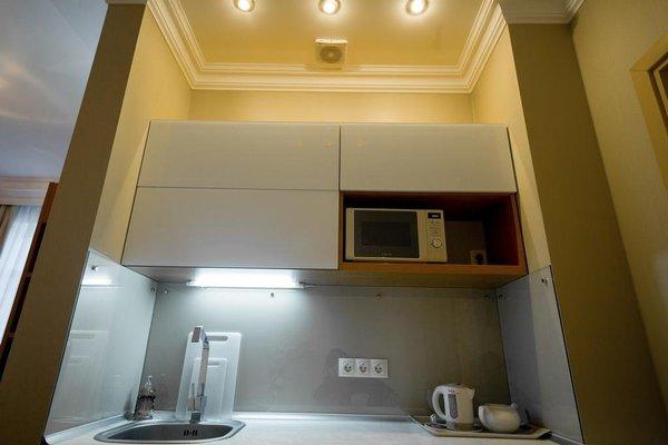 Отель Каштановый Особняк - фото 19