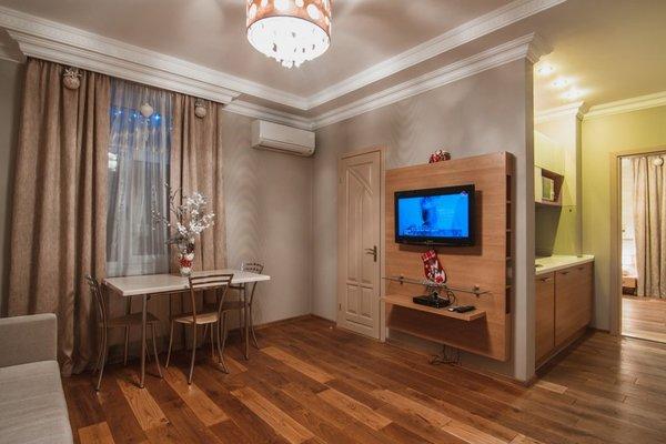Отель Каштановый Особняк - фото 5
