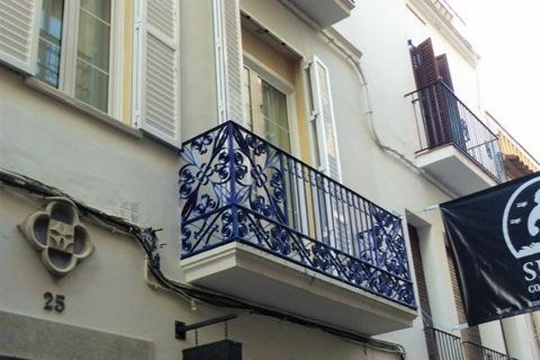 Sitges Group Blue & White close to Beach - фото 22