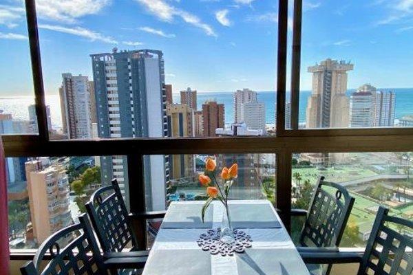 Apartamentos Turisticos Los Gemelos 2 - фото 31