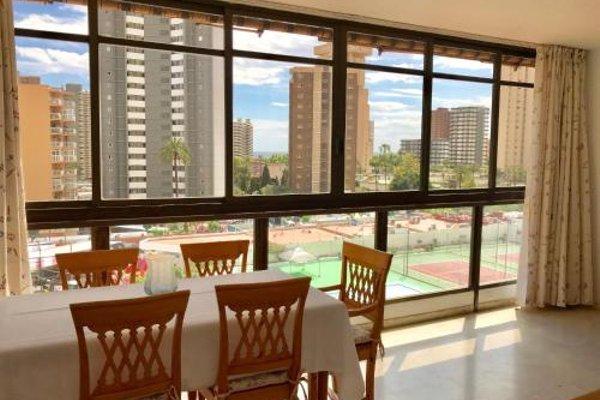 Apartamentos Turisticos Los Gemelos 2 - фото 8