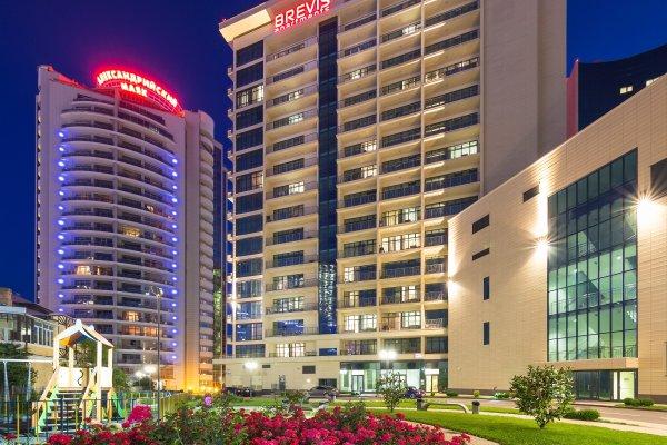 Апарт-Отель Бревис - фото 21