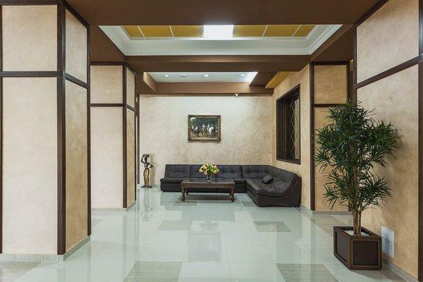 Отель Маск Пятигорск - фото 16