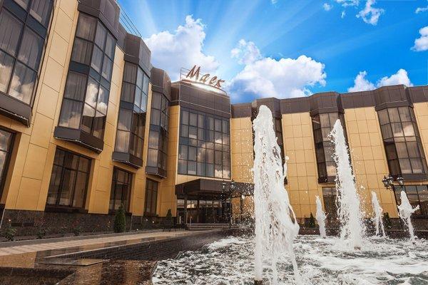 Отель Маск Пятигорск - фото 20