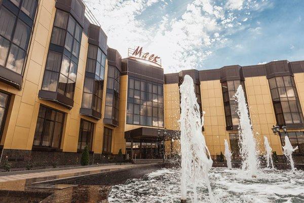 Отель Маск Пятигорск - фото 21