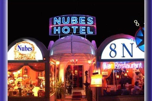 Nubes Hotel - фото 12