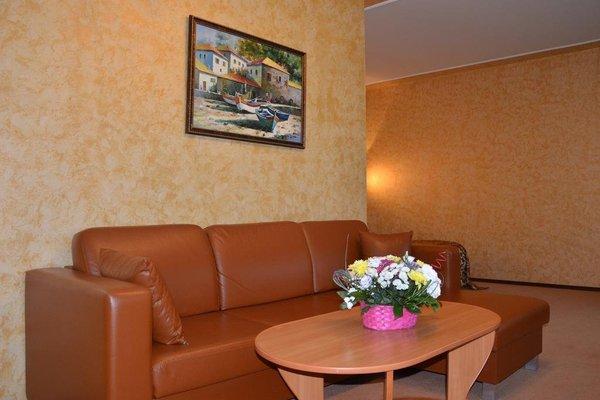 Отель Итиль - фото 10