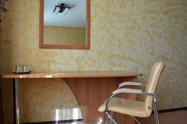 Отель Итиль - фото 15