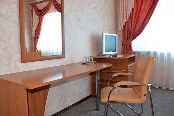 Отель Итиль - фото 4