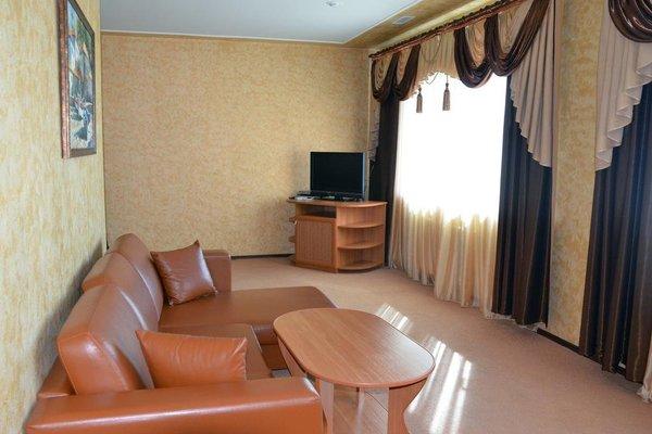 Отель Итиль - фото 5