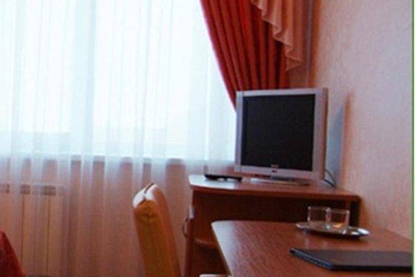 Отель Итиль - фото 7