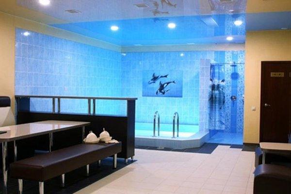 Отель Итиль - фото 9