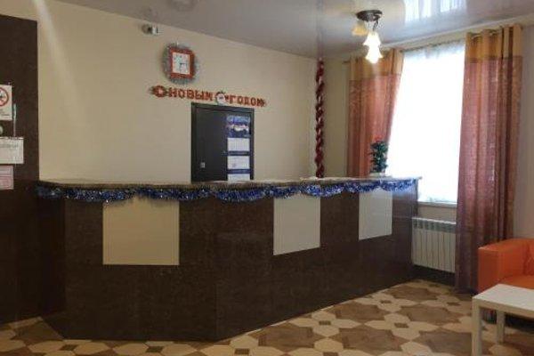 Гостиница Ак Керман - 19