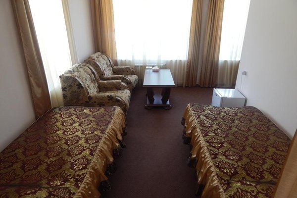 Отель Мина - фото 12